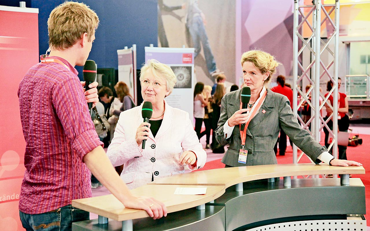 Ideen Expo - interview